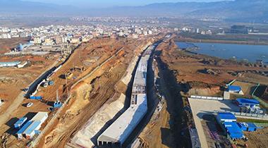 保山中心城市地下综合管廊