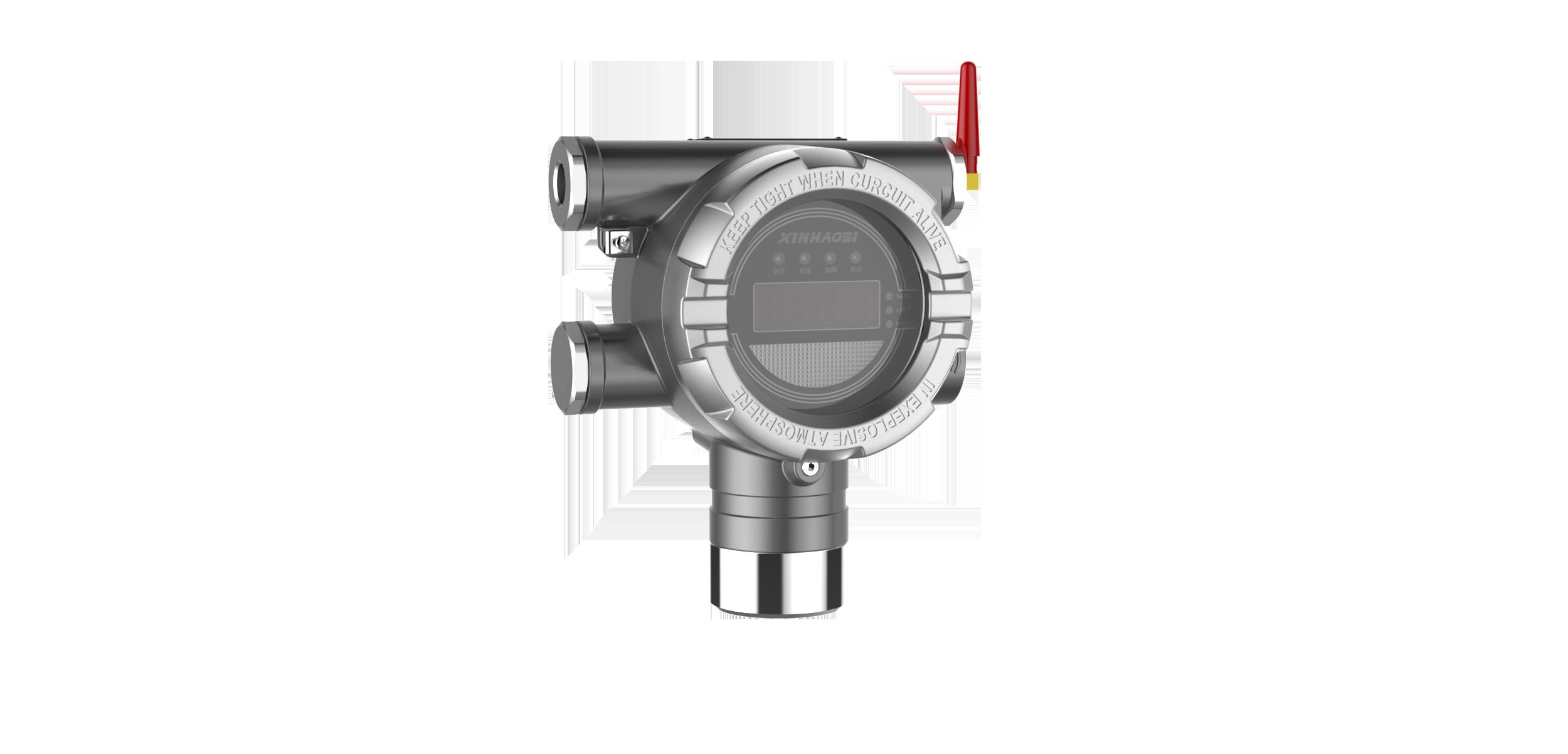 创意十足的点型气体探测器:XP4000